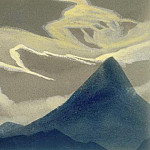 Himalayas # 80 Mountain Symphony, Roerich N.K. (Part 4)