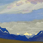 Himalayas. Morning # 224, Roerich N.K. (Part 4)