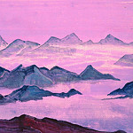 Roerich N.K. (Part 4) - The Himalayas (Album Sheet)