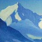 The Himalayas # 153, Roerich N.K. (Part 4)