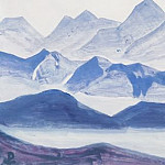 Sacred Himalayas. The sheet of the album, Roerich N.K. (Part 4)