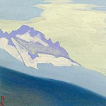 Roerich N.K. (Part 4) - The Himalayas # 193 The High Pass