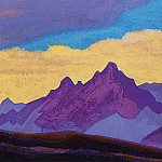 Roerich N.K. (Part 4) - The Himalayas # 173