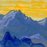 Roerich N.K. (Part 4) - Evening # 15 Evening (Mountain arrays)