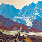 From there, # 3, Roerich N.K. (Part 4)