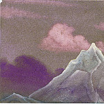 The Himalayas # 117, Roerich N.K. (Part 4)