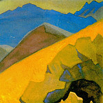 Golden Slope, Roerich N.K. (Part 4)