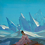 Roerich N.K. (Part 4) - Quan-Ying # 41 (Kuang-in)