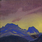 Roerich N.K. (Part 4) - Rain - Himalaya Himalaya # 161. Blue Cliffs