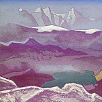 Roerich N.K. (Part 4) - Koraydo # 133 Koraydo (Vision mountain snows)