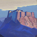 Roerich N.K. (Part 4) - Tibet. Mountain abode