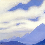 Roerich N.K. (Part 4) - # 165 morning morning (Alarm skies)