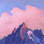 Roerich N.K. (Part 4) - The Himalayas (Pink cloud over the tops)