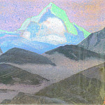 Mountain night, Roerich N.K. (Part 4)