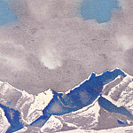 The Himalayas # 208, Roerich N.K. (Part 4)