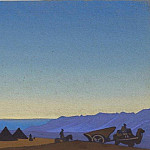 Hans # 207 , Roerich N.K. (Part 4)