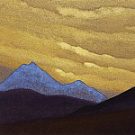 The Himalayas # 125, Roerich N.K. (Part 4)
