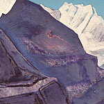 Roerich N.K. (Part 4) - Mount (sketch) # 81