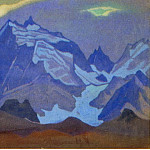 Roerich N.K. (Part 4) - Evening # 169 (Gromada blue rocks)