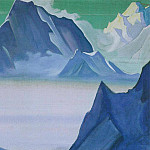 Earth yetis, Roerich N.K. (Part 4)
