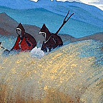 Roerich N.K. (Part 4) - Lama-reapers