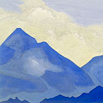 Roerich N.K. (Part 4) - Everest # 99 Everest (Cool evening)
