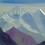 Roerich N.K. (Part 4) - The Himalayas # 187 The Ghost Peaks