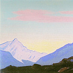 Roerich N.K. (Part 4) - The Himalayas (Sunrise) # 189