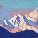 Evening light # 172, Roerich N.K. (Part 4)