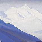 Himalayas # 64 In the snowy tops, Roerich N.K. (Part 4)