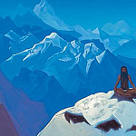 At altitudes , Roerich N.K. (Part 4)