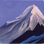 Himalayas # 79, Roerich N.K. (Part 4)