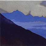 Roerich N.K. (Part 4) - Hill of Bells. Lahul # 135