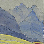 Roerich N.K. (Part 4) - Tibetan sketch (2)
