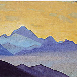 Foothill # 125, Roerich N.K. (Part 4)