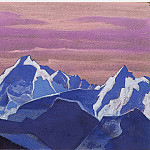 Evening, Roerich N.K. (Part 4)