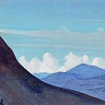 Roerich N.K. (Part 4) - Himalayas # 79 clubs cloud