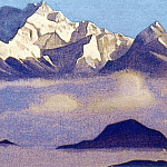 Roerich N.K. (Part 4) - The Himalayas (Kanchenjunga)