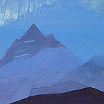 The Himalayas # 107, Roerich N.K. (Part 4)