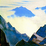 Rocks Lahul # 93, Roerich N.K. (Part 4)