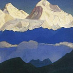 Roerich N.K. (Part 4) - Everest # 23 Everest (Dzhomolungma)