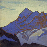 Evening # 9 Evening , Roerich N.K. (Part 4)