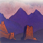 Roerich N.K. (Part 4) - Chinese tower # 237