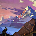 Mercy # 36 , Roerich N.K. (Part 4)