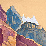 Kardang. Album leaf # 55, Roerich N.K. (Part 4)