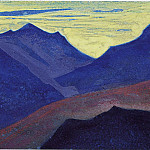 The Himalayas # 198, Roerich N.K. (Part 4)