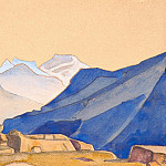 Hag. Album leaf # 56, Roerich N.K. (Part 4)