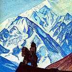 Roerich N.K. (Part 4) - Guga Chohan # 64 Guga Hoch (slip in the author list?)