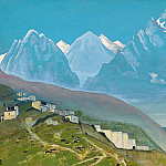 On KAILAS. Lahul # 66, Roerich N.K. (Part 4)