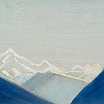 The Himalayas # 116 The White Kingdom, Roerich N.K. (Part 4)